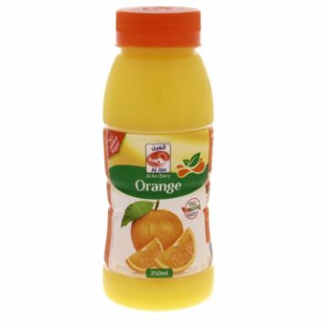 صورة AL AIN ORANGE JUICE 250ML