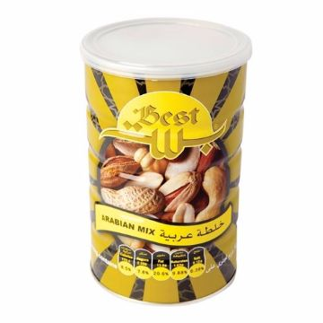 Picture of BEST ARABIAN MIXNUT CAN 350GM