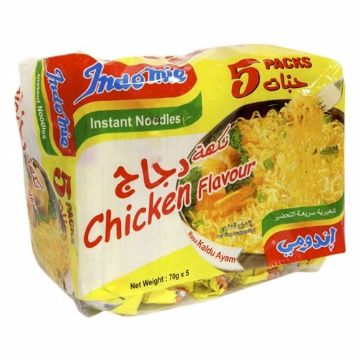 صورة INDOMIE CHICKEN NDL 5X75G