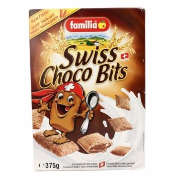 Picture of FAMILIA SWISS CHOCO BITS 375G