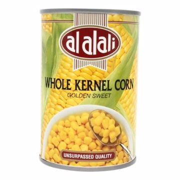 Picture of AL ALALI WHOLE KERNEL CORN425G