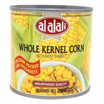 صورة AL ALALI VAC.PACKED CORN 340GM
