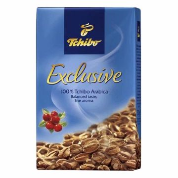 صورة TCHIBO EXCLUSIVE GROUND 250GM