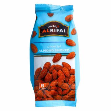Picture of AL RIFAI AlMONDS SMOKED 200G