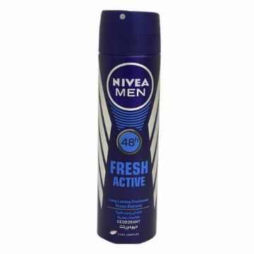 صورة NIVEA DEO SPRAY FRSH MEN 150ML