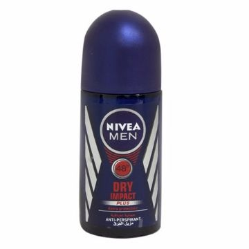 صورة NIVEA DRY ROLL ON MEN 50ML