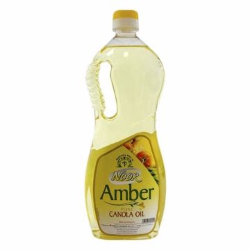 Picture of NOOR AMBER CANOLA OIL 750ML