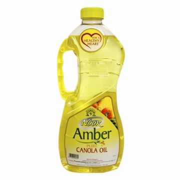 Picture of NOOR AMBER CANOLA OIL 1.8L