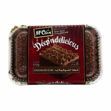Picture of McCain D&D Chocolate Cake 18oz