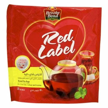 صورة BROOKE BOND TEABAGS 50'SX2G