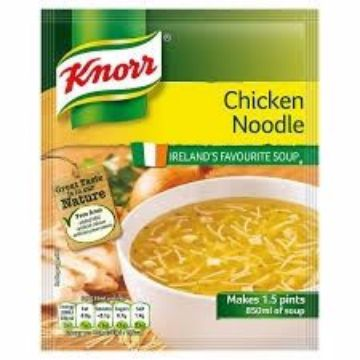 Picture of KNORR SOUP CHICKEN NOODLES