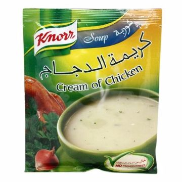 Picture of KNORR SOUP CREAM OF CHICKEN