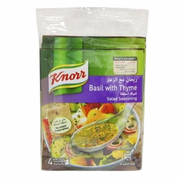 Picture of KNORR SALAD SEA BASIL W/T4X10G