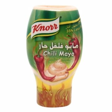 Picture of KNORR MAYONNAISE CHIL 295ML