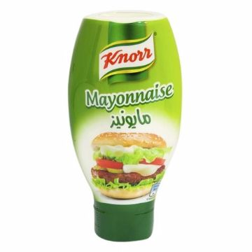Picture of KNORR MAYONNAISE USD 532ML