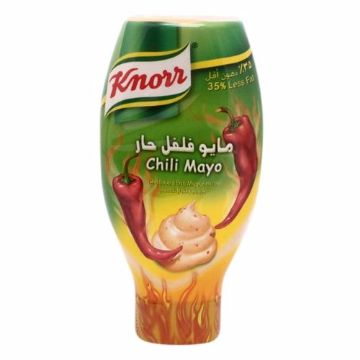 Picture of KNORR MAYOCHILLI 532ML