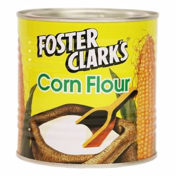 صورة F/C CORN FLOUR TIN 400GM