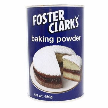 Picture of FOSTER CLARK BAKING POWDER450g