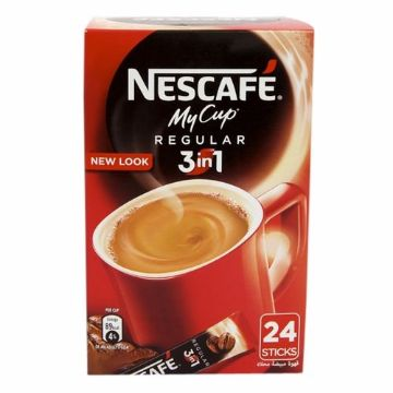 Picture of NESCAFE MYCUP 3IN1 24X20GM