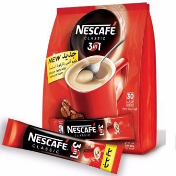 Picture of NESCAFE MYCUP 3IN1 30X20GM