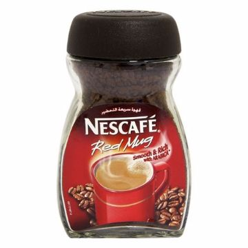 Picture of NESCAFE REDMUG SOLUBLE COF 50G