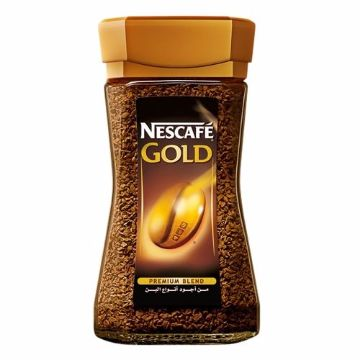 Picture of NESCAFE GOLD DECAF 100G