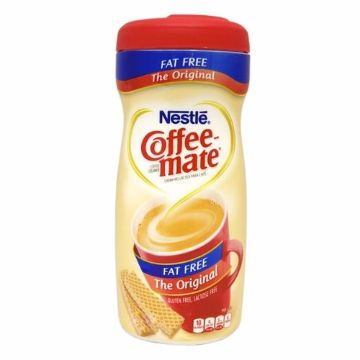 صورة COFFEEMATE FATFREE 453GM