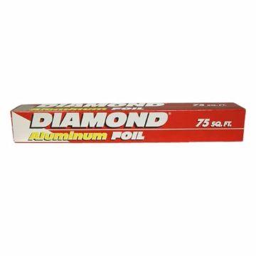 Picture of DIAMOND ALUMINIUM FOIL 75FT