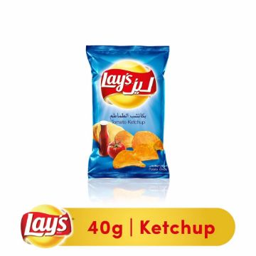 Picture of LAYS P/CHIPS KETCHUP 40GM