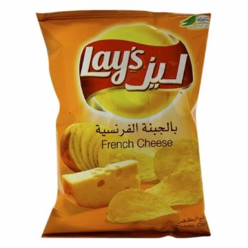صورة LAYS P/CHIPS CHEESE&ONIONS 40G