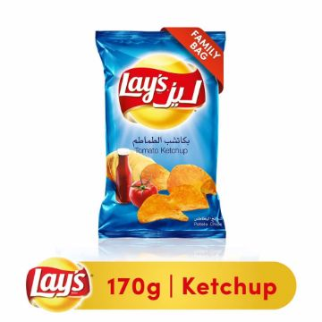 Picture of LAYS P/CHIPS KECTHUP170G