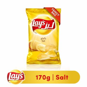 Picture of LAYS P/CHIPS SALT 170GM