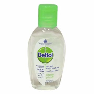 Picture of DETTOL H/SANITIZER 50ML