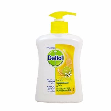 Picture of DETTOL FRESH H/W 200ML