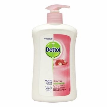 Picture of DETTOL SKIN CARE H/W 400ml