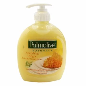 Picture of PALMOLIVE MILK&HON H/W 300ML