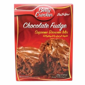 Picture of BETTY CRKR FUDGE BRN MIX 561GM