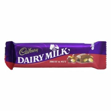 صورة CADBURY FRUIT & NUT 37GM