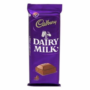صورة CADBURY DAIRY MILK 90GM