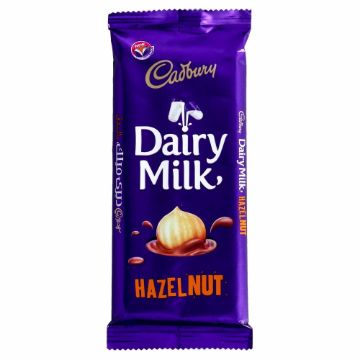 صورة CADBURY HAZEL NUT 90GM