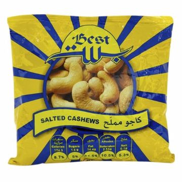 Picture of BEST CASHEW BAG 300GM