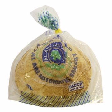 Picture of ARABIC BREAD MED 5 LOAF /PKT (