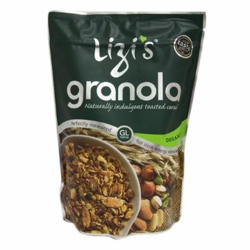 Picture of LIZI'S ORG GRANOLA CEREAL 500G