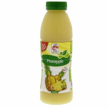 صورة AL AIN PINEAPPLE JUICE 500ML