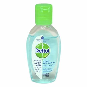 Picture of DETTOL H SANITIZ SP/FRESH 50ML