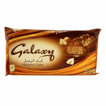 Picture of GALAXY CAKE HAZELNUT 5X30GM