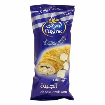 Picture of L'USINE CROISSANT CHEESE 60GM