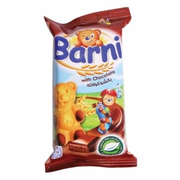 Picture of BARNI CHOCOLATE 30GM