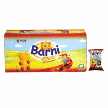 Picture of BARNI CHOCOLATE 12X30GM