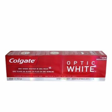 صورة COLGATE TPASTE OPTIC WHITE75ML